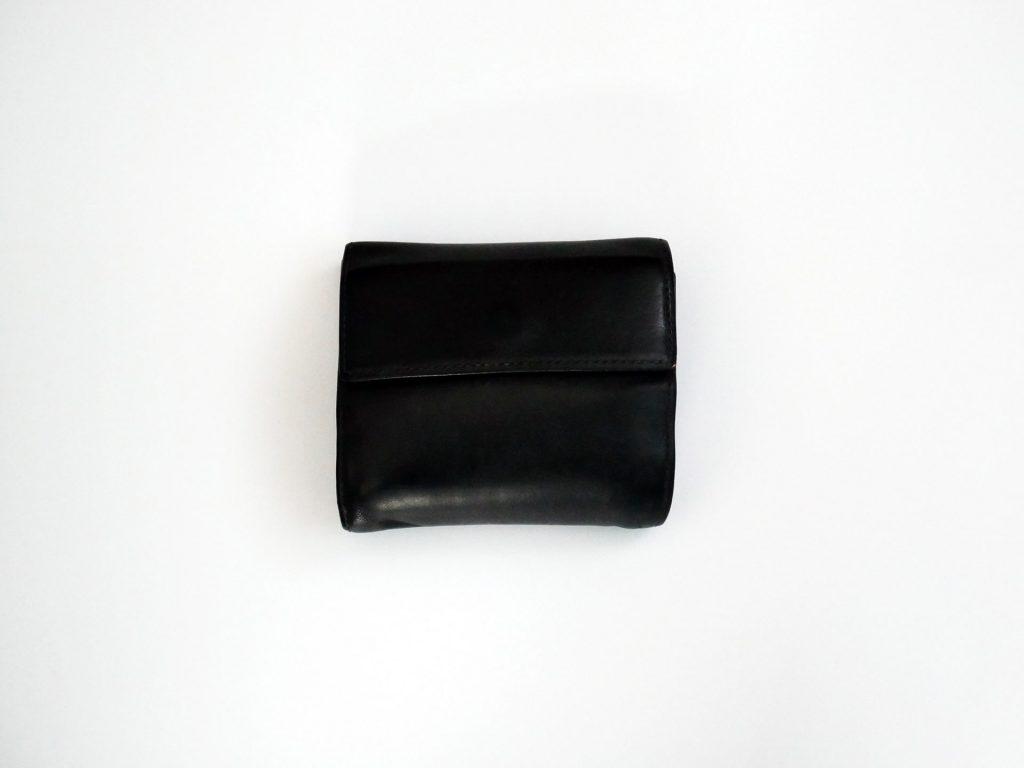 無印の二つ折り財布