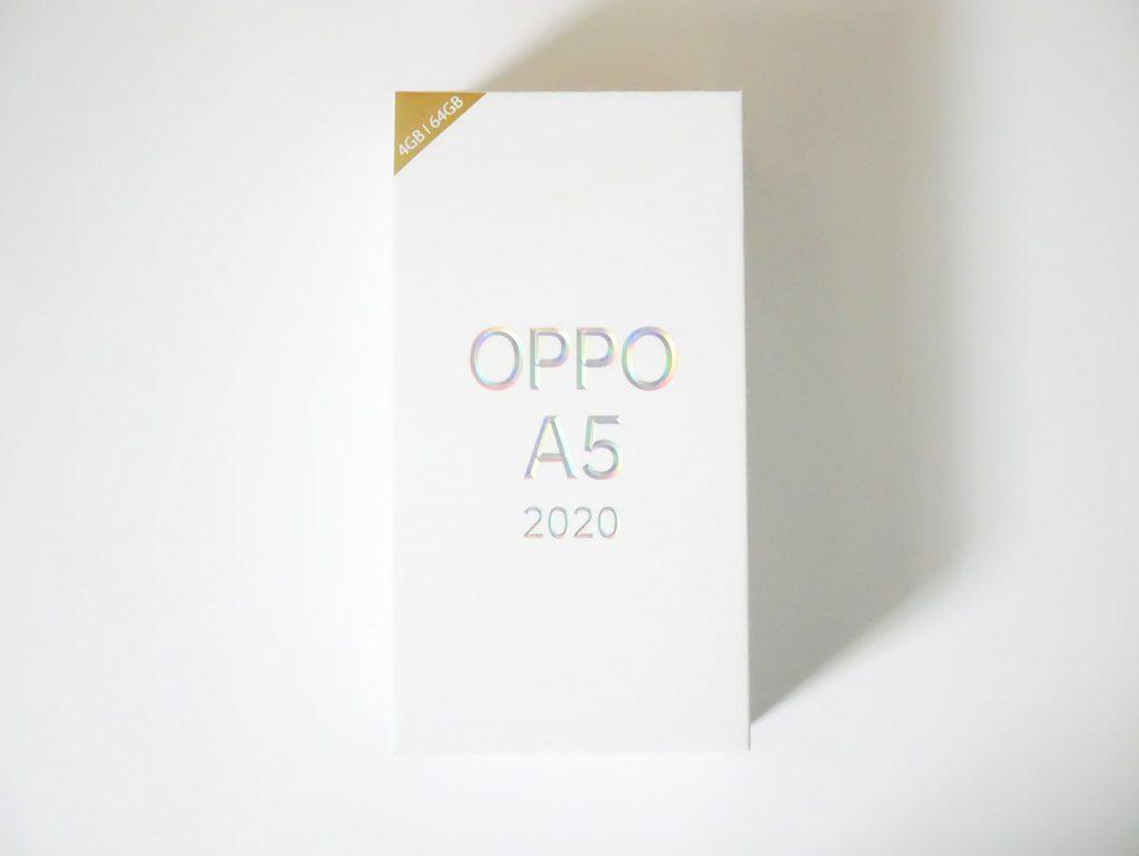 OPPO A5 2020 外箱