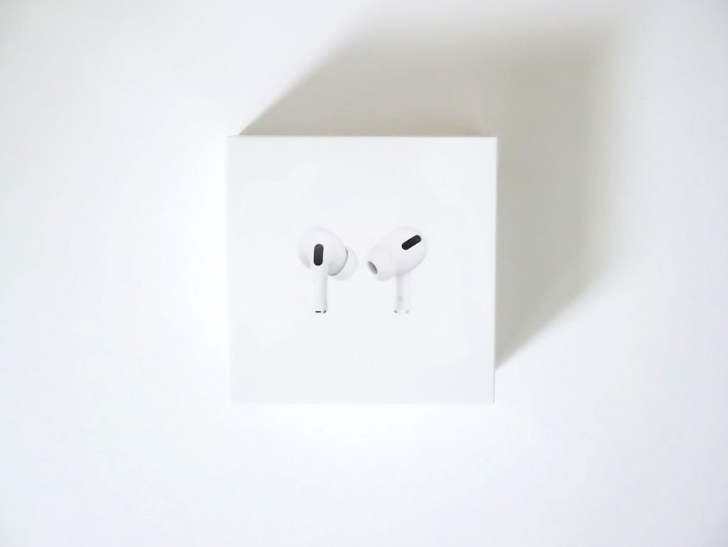 AirPods Pro外箱