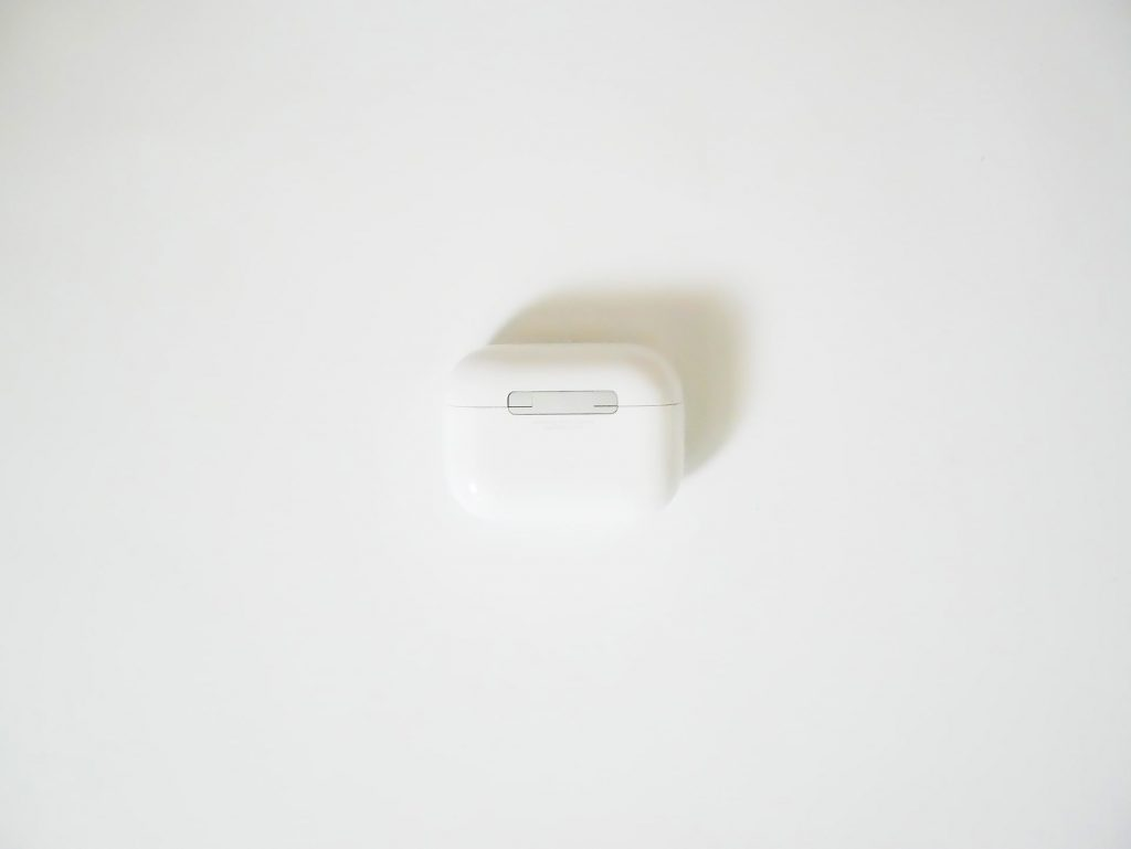 AirPods Proケース裏面