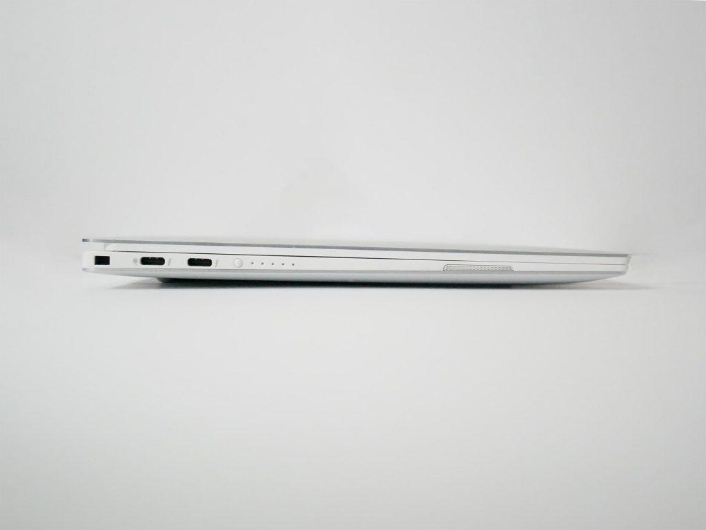 XPS13左側面端子