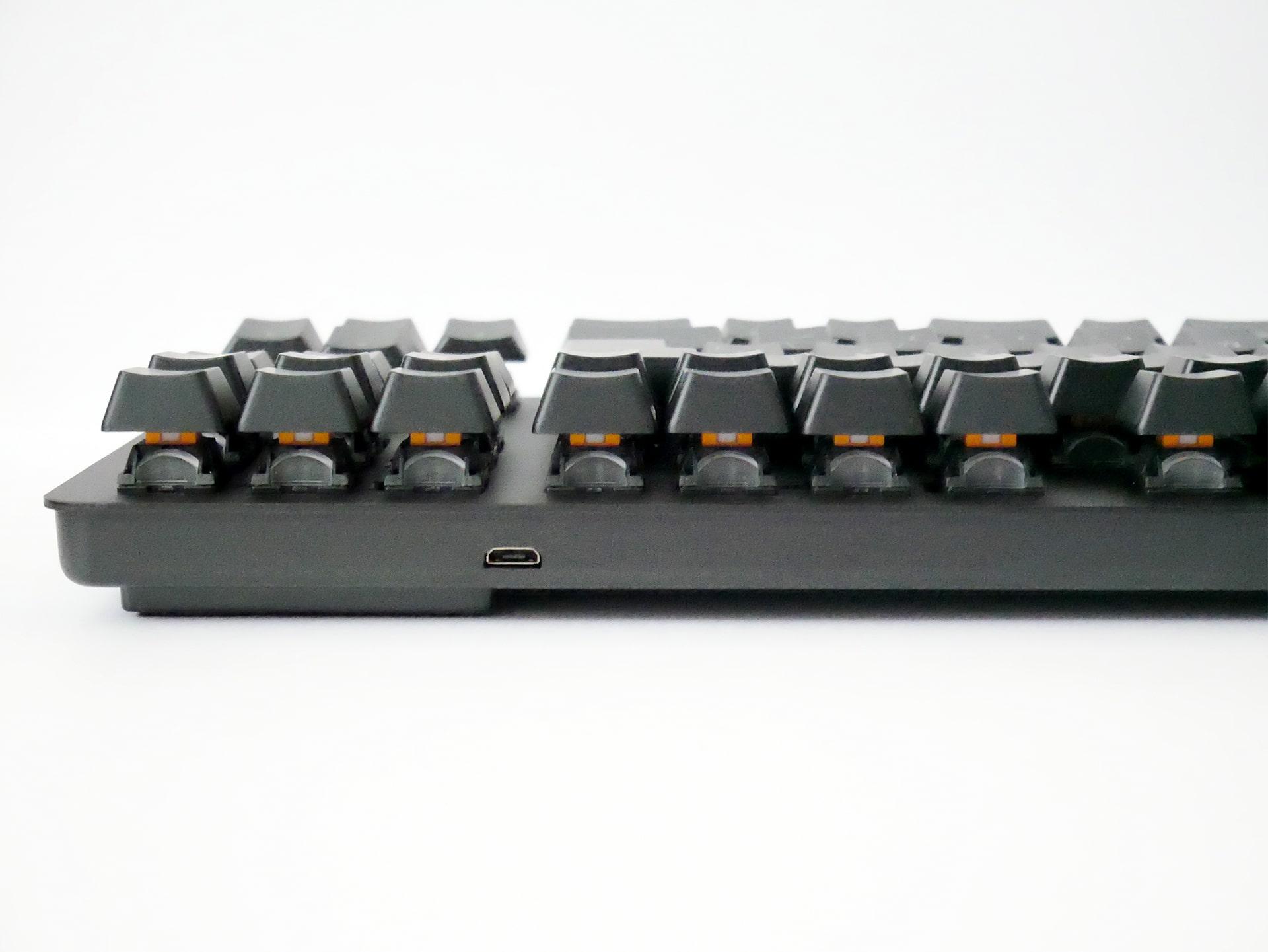 Razer BlackWidow Lite JPポート