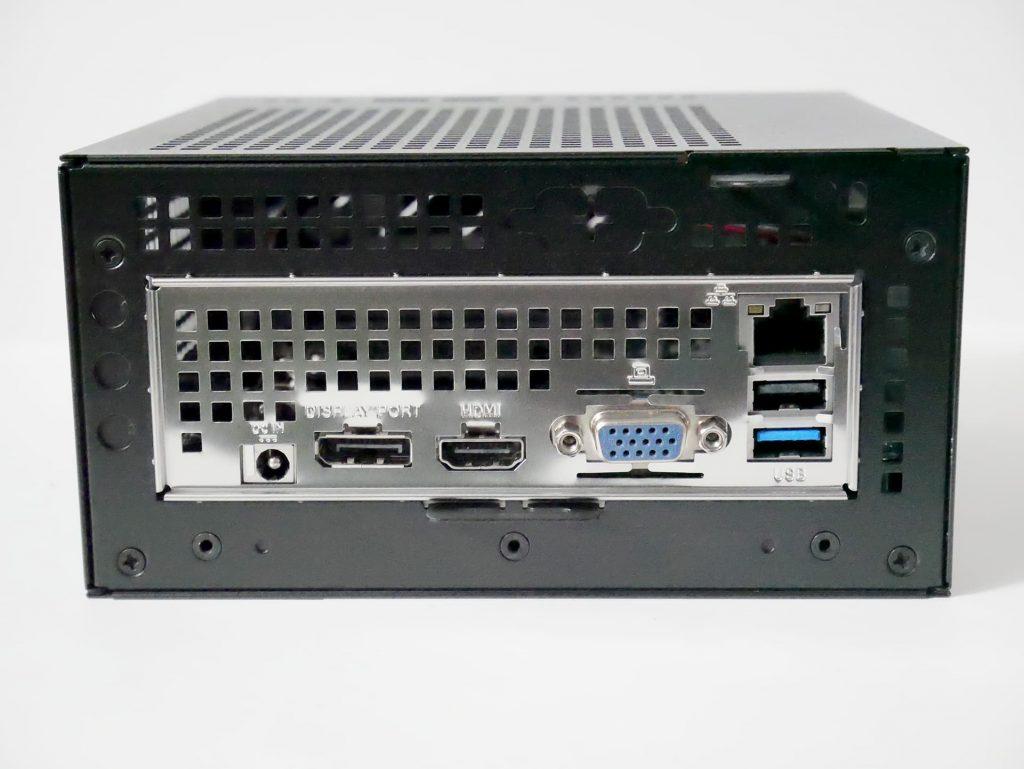 DeskMini 310ポート