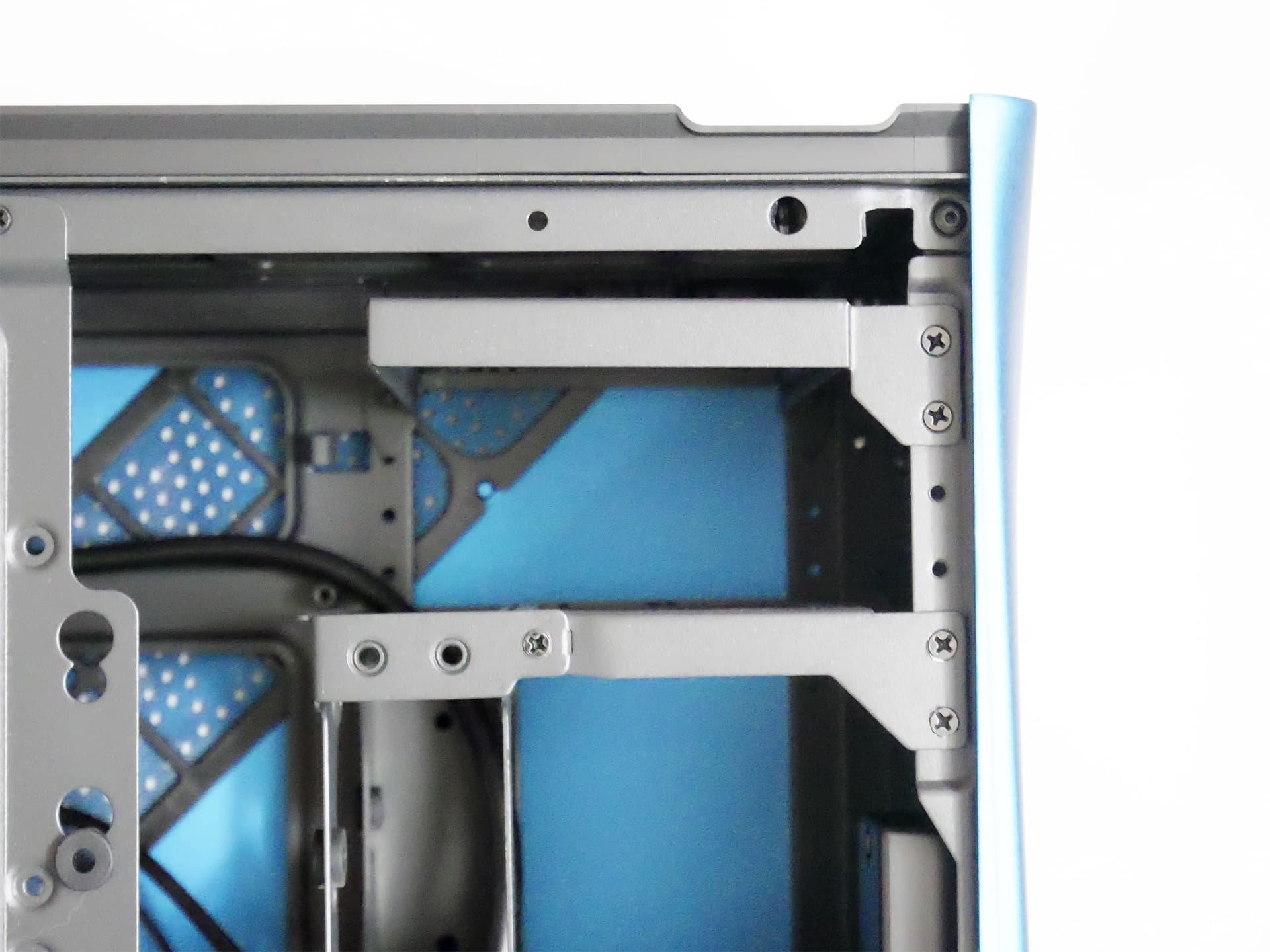 Fractal Design Era ITX ATX電源ブラケット