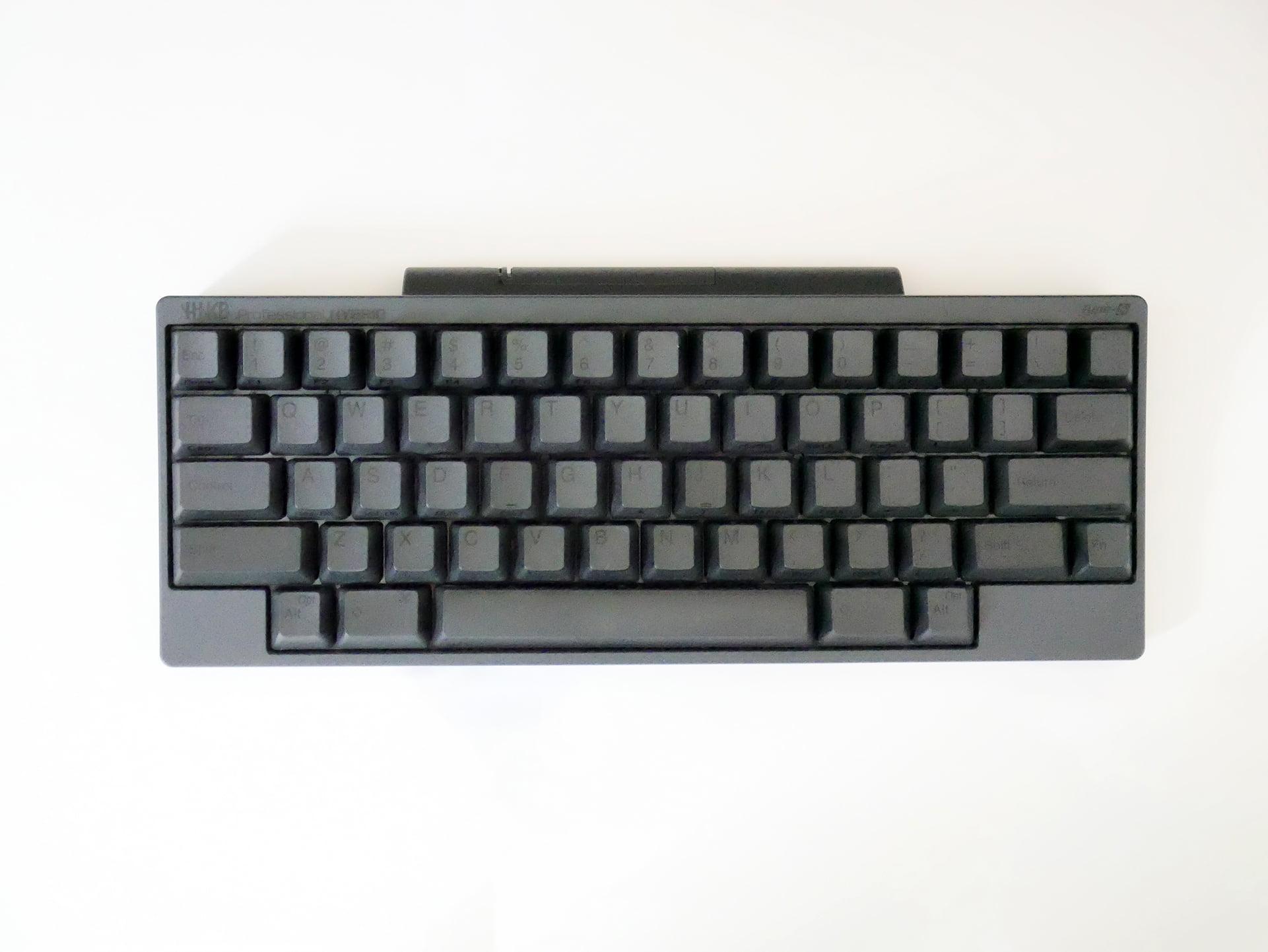 軽いタッチ感が至高のワイヤレスキーボード「HHKB Professional HYBRID Type ...