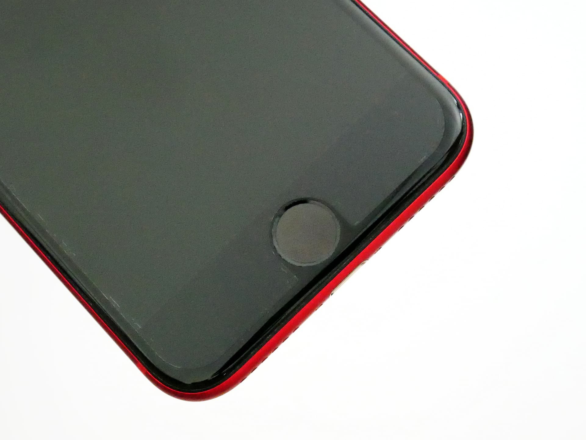 iPhone SE 下部ホームボタン