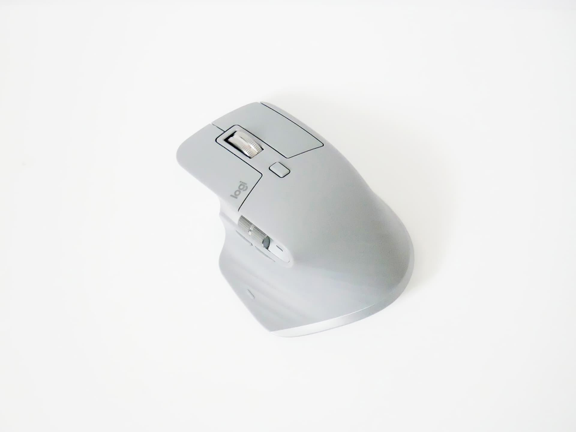 片翼の生えた機能的ワイヤレスマウス Logicool MX Master 3 - Fudangear ...