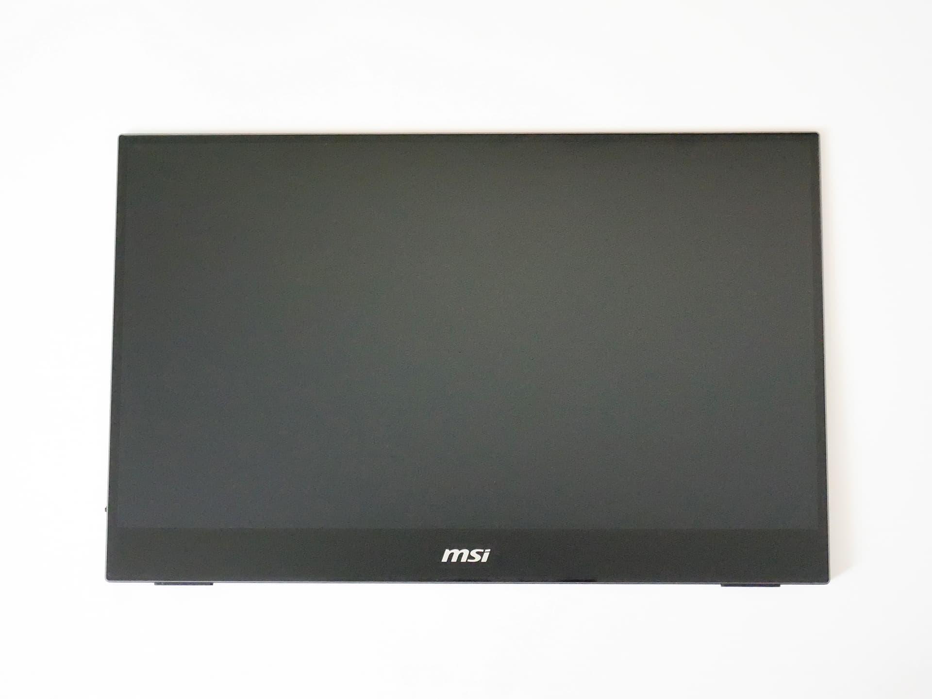 MSI Optix MAG161V モバイルモニター