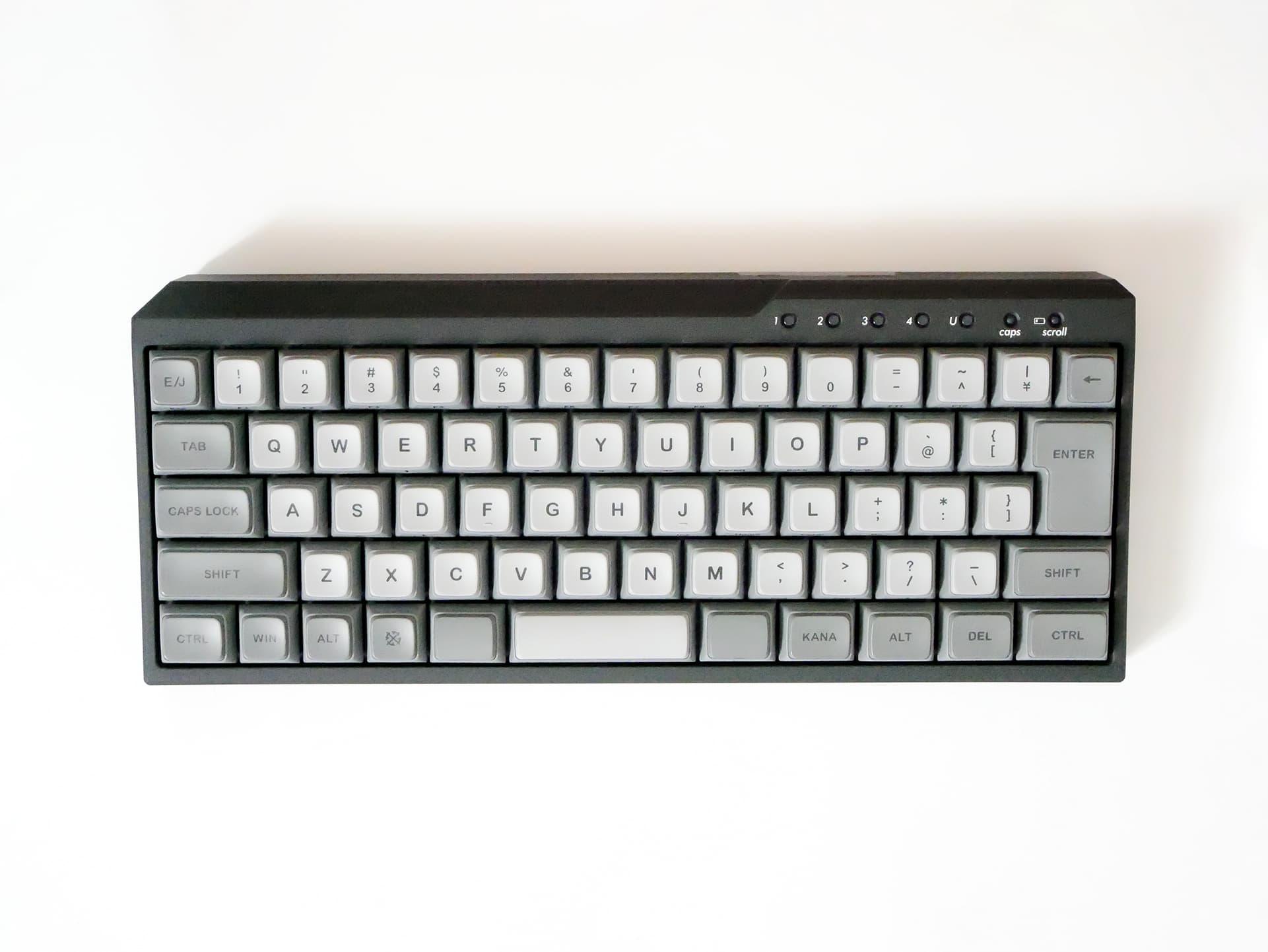 Majestouch MINILA-R Convertible キーボード本体