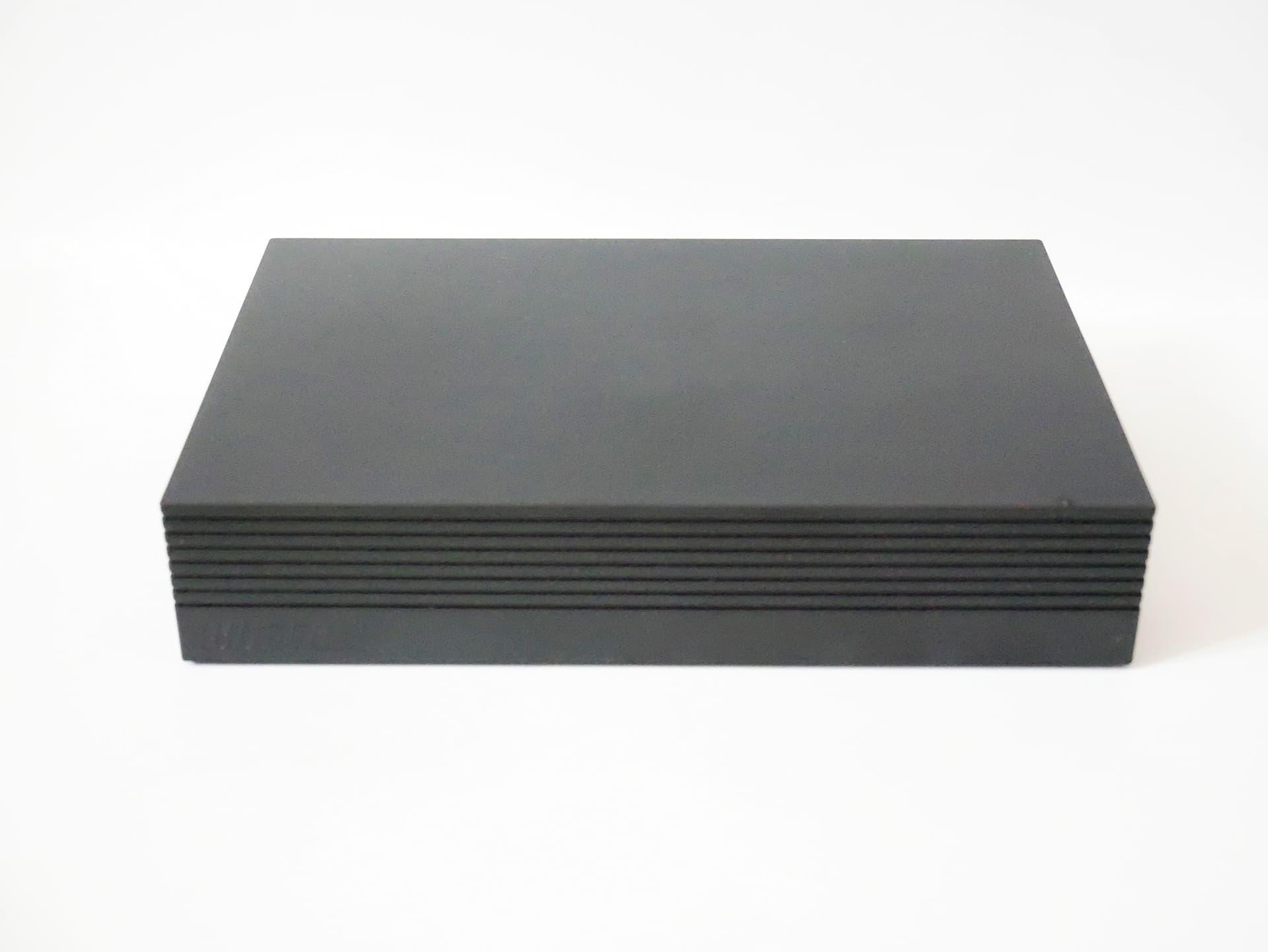 BUFFALO HD-NRLD3.0U3-BA 横置き