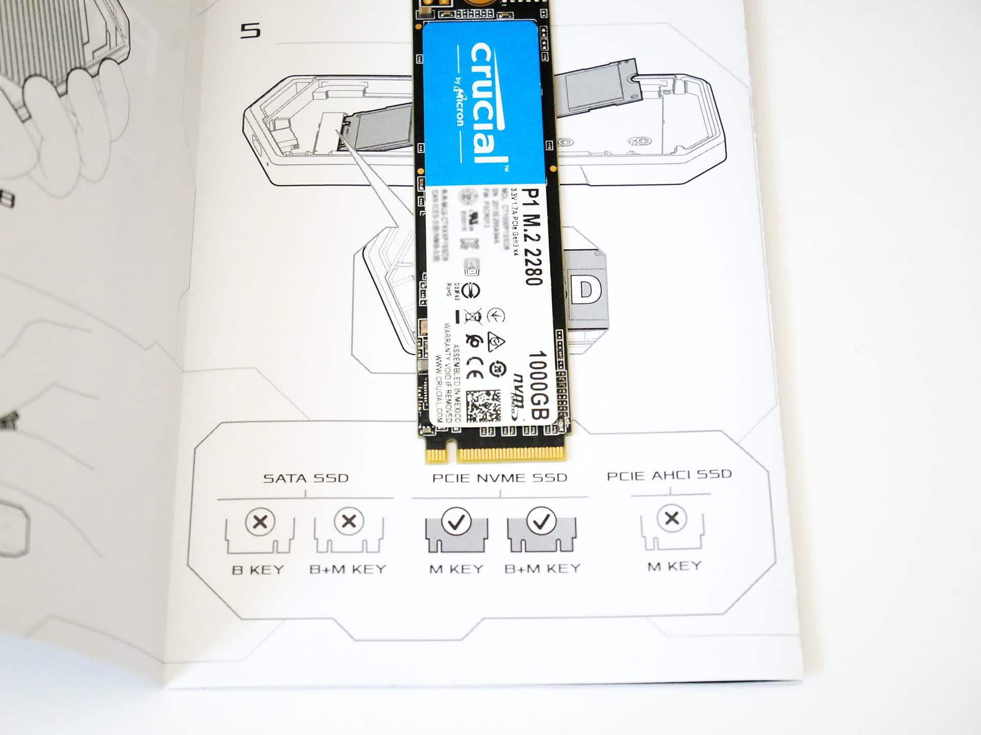 SSD 端子