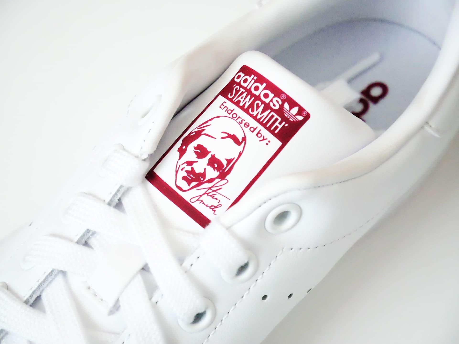 adidas STAN SMITH シュータン
