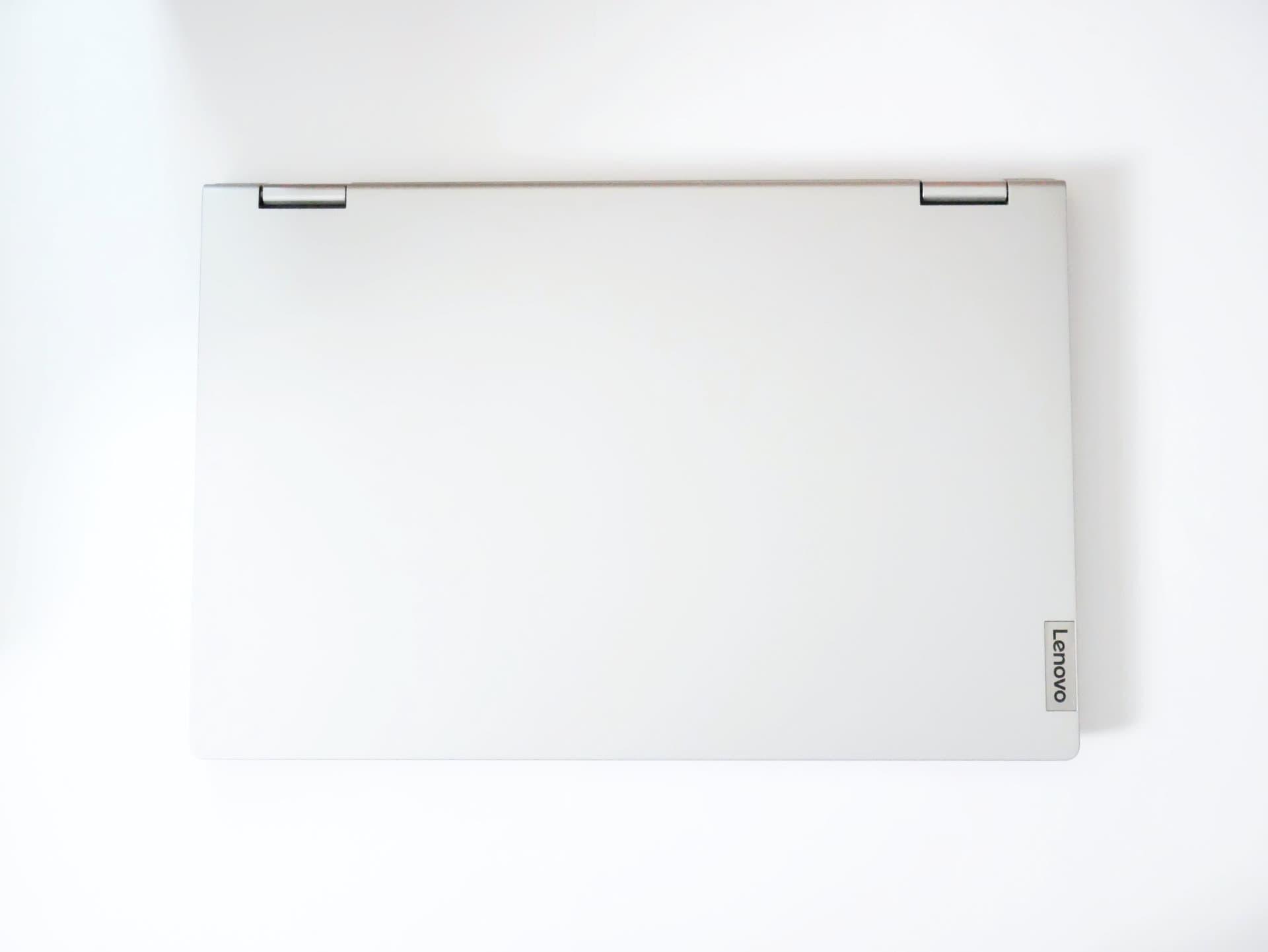 IdeaPad Flex 550 プラチナグレー