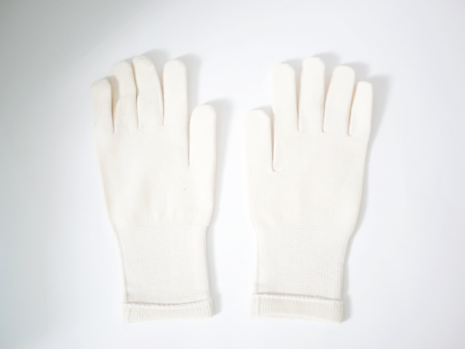 NANOMIX おやすみ手袋