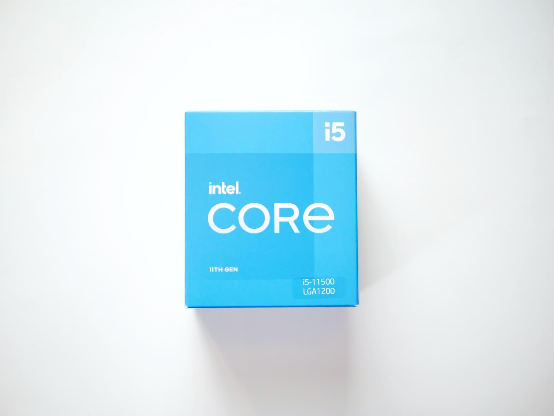 i5-11500 BOX