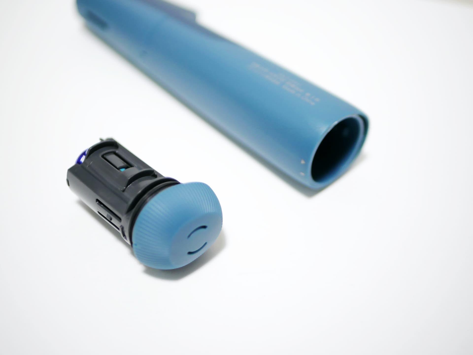 ファーストボディトリマー 乾電池ホルダー